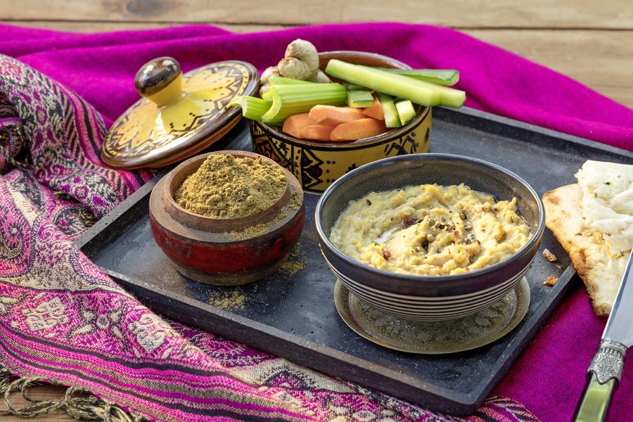 veggie rezept schnelles hummus aus chana dal jedes essen z hlt. Black Bedroom Furniture Sets. Home Design Ideas